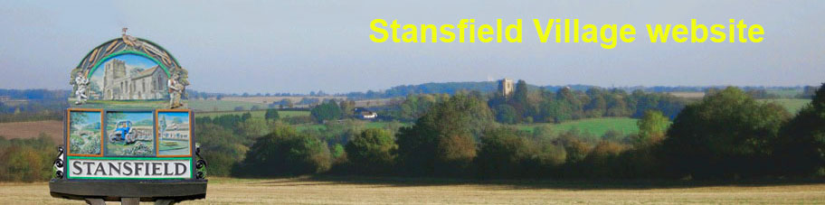 Stansfield Village Suffolk uk